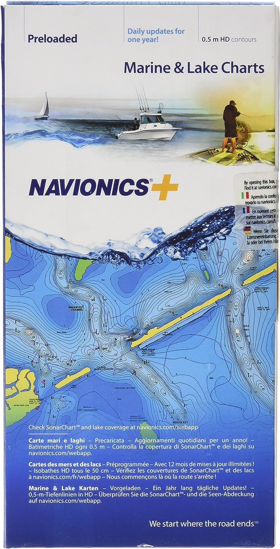 Navionics CF_NAVP_43XG Cartas Náuticas: Amazon.es: Deportes y aire ...