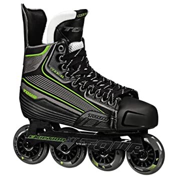 Tour Code 9 SR - Patines de hockey, Mens 8, Un solo color
