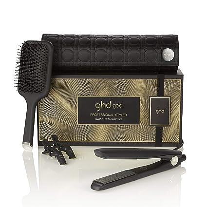 ghd smooth styling gift set - Set de plancha de pelo profesional ghd gold 5dfd332ad02a