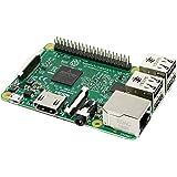 Raspberry Pi 3 Modelo B - Placa base (1.2 GHz Quad-core ARM Cortex-A53, 1GB RAM, USB 2.0)
