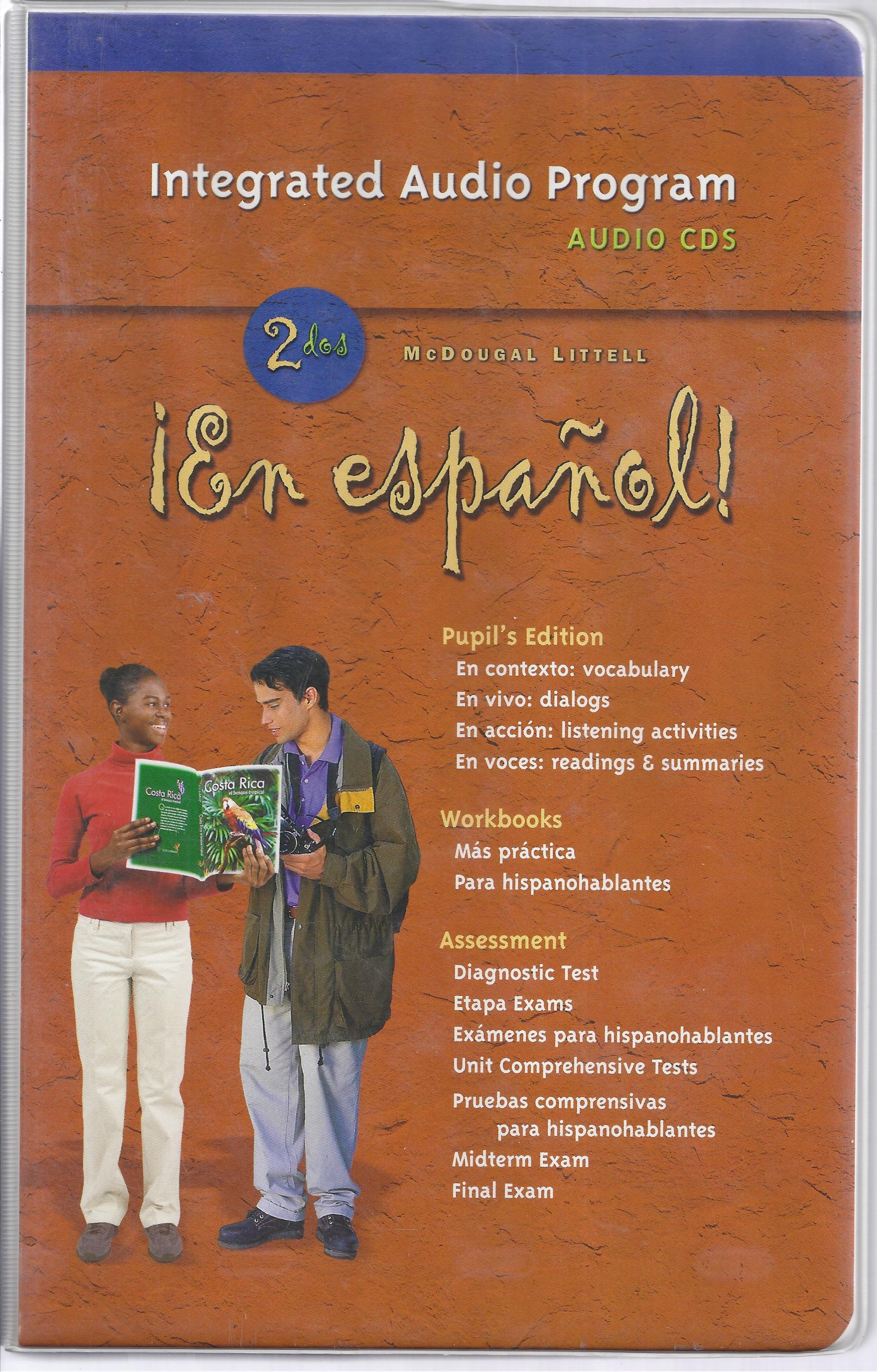 Download ¡En español!: Audio CD Program Level 2 (Spanish Edition) ebook