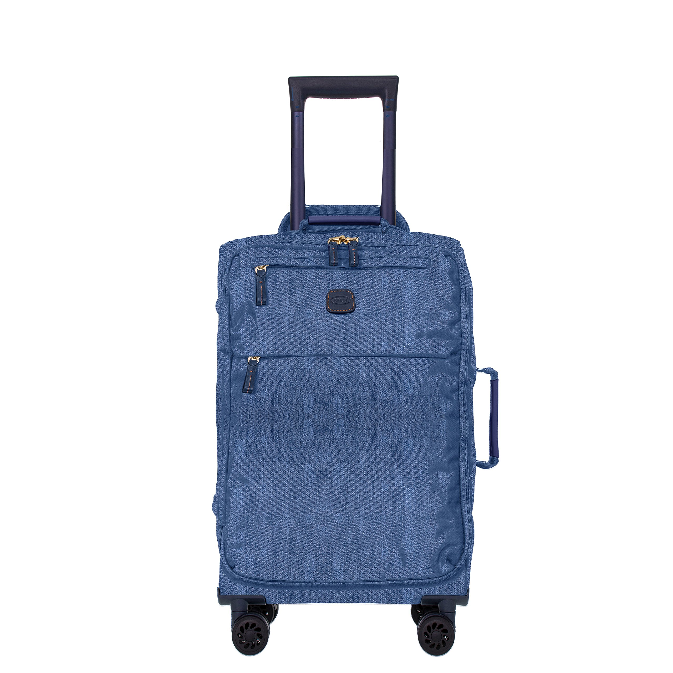 Bric's X-Bag/x-Travel 25 Inch Medium Spinner with Frame, Jean