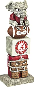 Evergreen NCAA Mens Tiki Totem