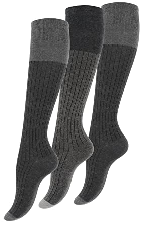 415d7317ad24d Lot de 3 paires de chaussettes