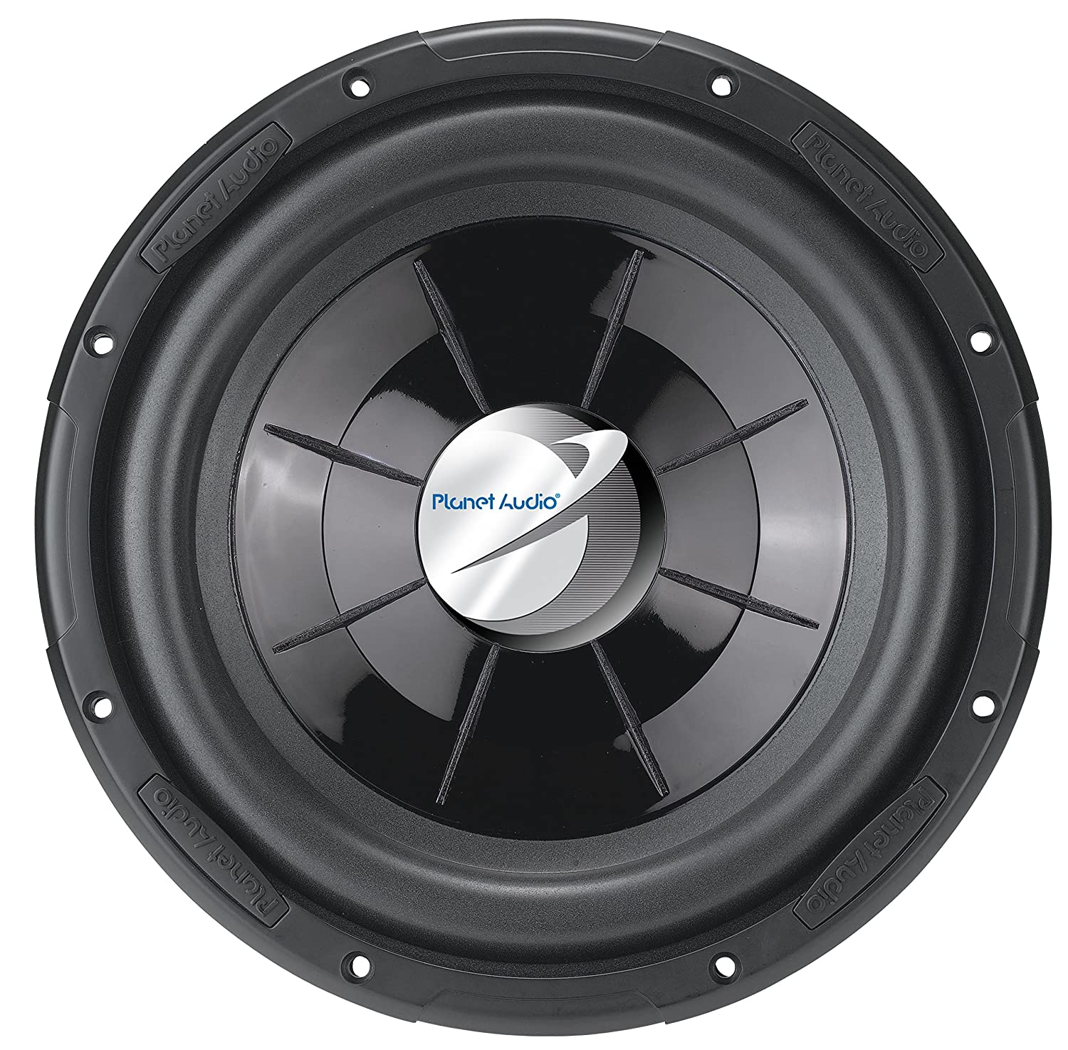 Planet Audio PX10 10-Inch Flat Subwoofer