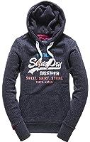 SUPERDRY Herren Sweatshirts & -Hosen  Sweat Shirt Store Hood