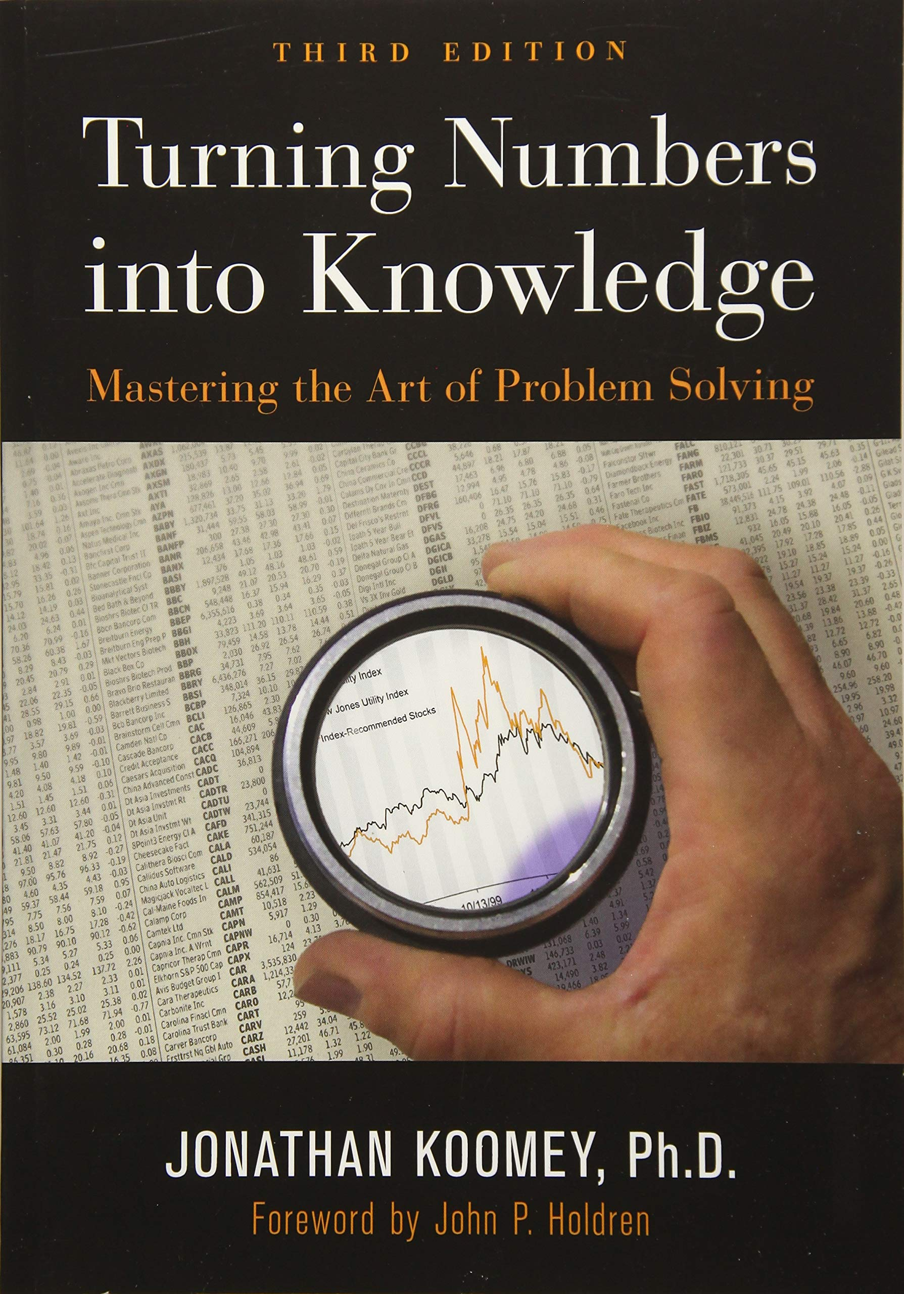 Turning Numbers Into Knowledge  Mastering The Art Of Problem Solving