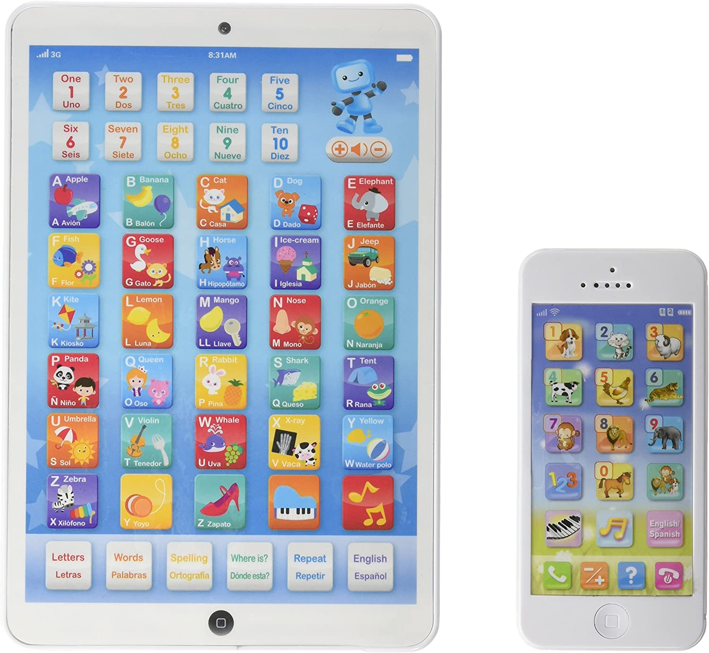 Jupiter Creations My Smart Tablet Mini + Phone Combo
