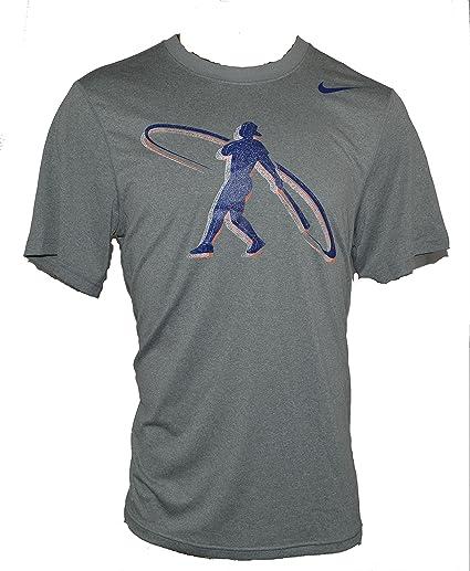 Amazon.com  Nike Men s Ken Griffey Jr Swingman Thunder BP Dri-Fit T ... 31c562fbc
