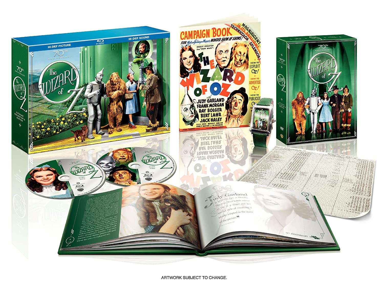 Wizard of Oz [USA] [Blu-ray]: Amazon.es: Garland/Morgan ...