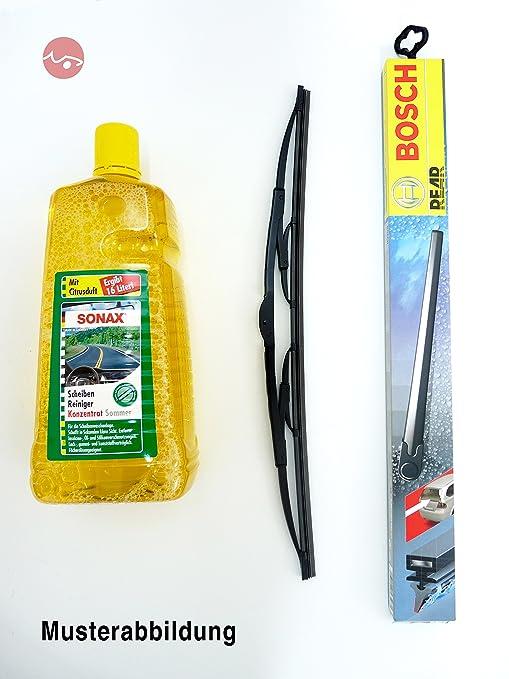BOSCH_bundle Bosch – Limpiaparabrisas 3 397 004 561 & Sonax limpiador concentrado ...