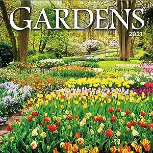 Turner Photo Gardens 2021 Photo Wall Calendar (21998940082), 12 inch x 24 inch
