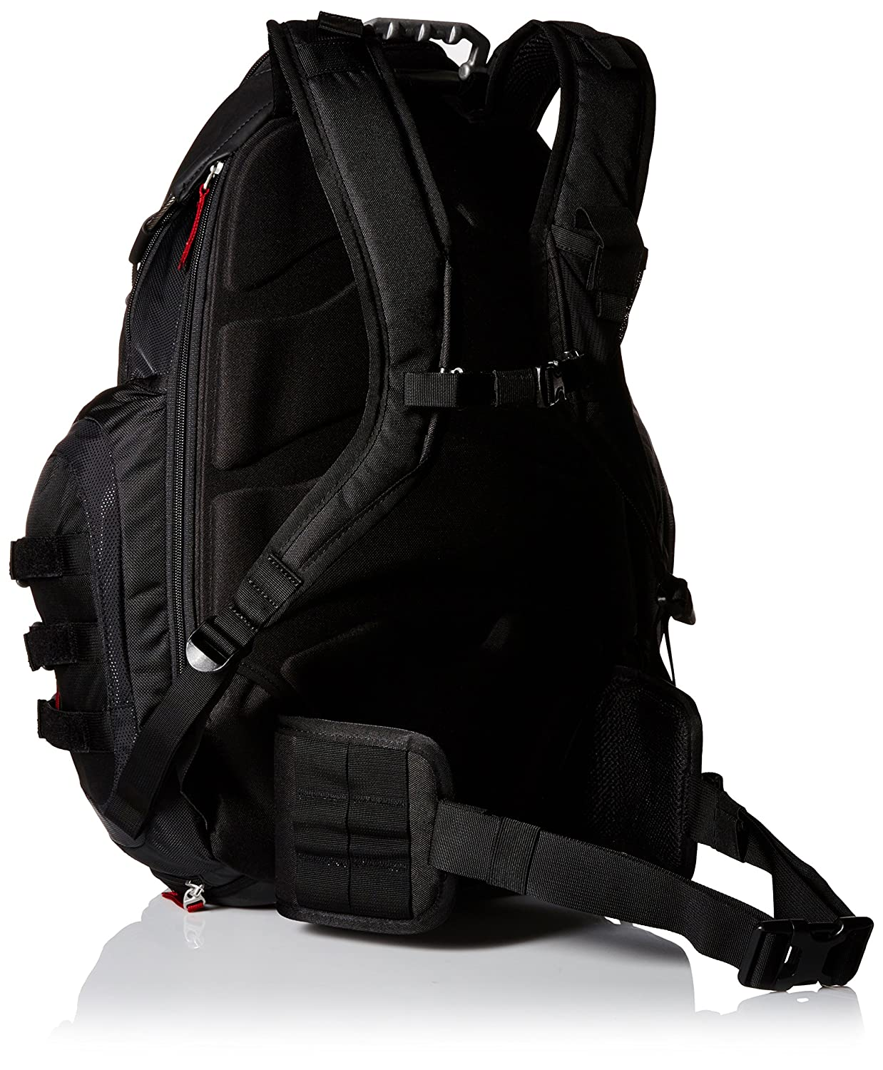 03d6ea60cf7a Amazon.com: Oakley Kitchen Sink Backpack, Black, One Size: Clothing
