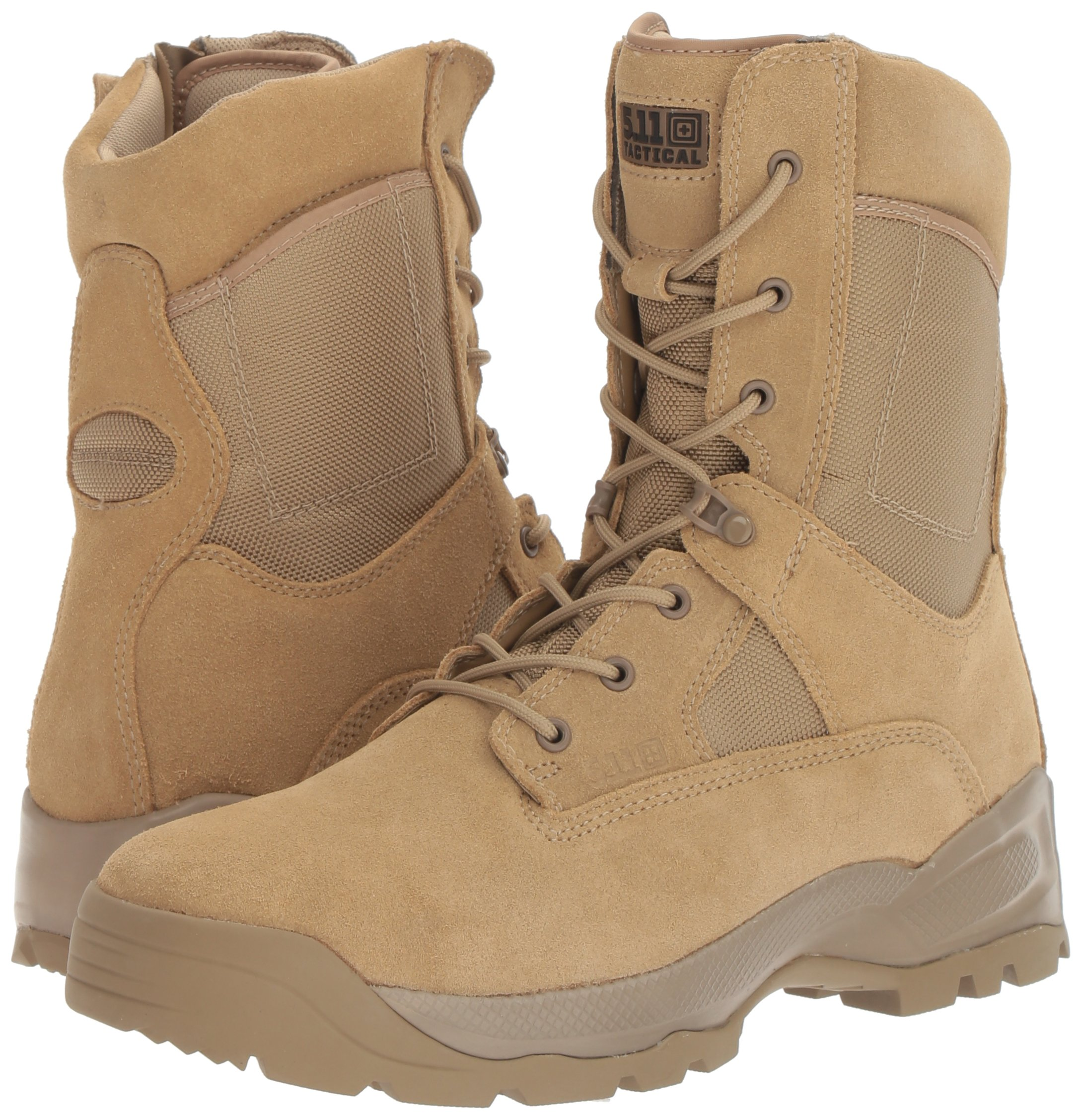 5.11 Atac 8In Boot-U, Coyote Brown, 11 D(M) US by 5.11 (Image #6)