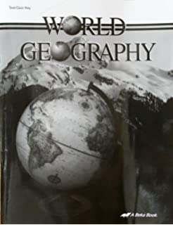 World geography map studies student a beka amazon books world geography testquiz key 2008 59854 world gumiabroncs Image collections