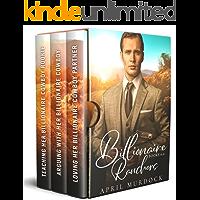 Billionaire Ranchers Books 4-6: Sweet Small Town Cowboy Romance Collection (Billionaire Ranchers Series Boxed Sets Book…