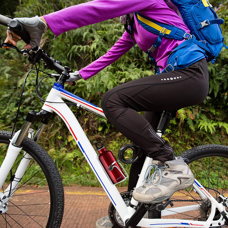 Portabidón para Bicicleta, Portabidones para Bicicleta, Portabotellas de Bici, Aleación de Aluminio Portabidón de Ciclismo para Bicicleta de Montaña y Carretera, Ajustable Soporte para Botella 2 Pack: Amazon.es: Deportes y aire libre