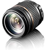 Tamron B008E AF 18-270mm F/3.5-6.3 Di-II VC LD Aspherical (IF) Macro Telephoto Zoom Lens with Hood (PZD) for Canon DSLR Camera (Black)