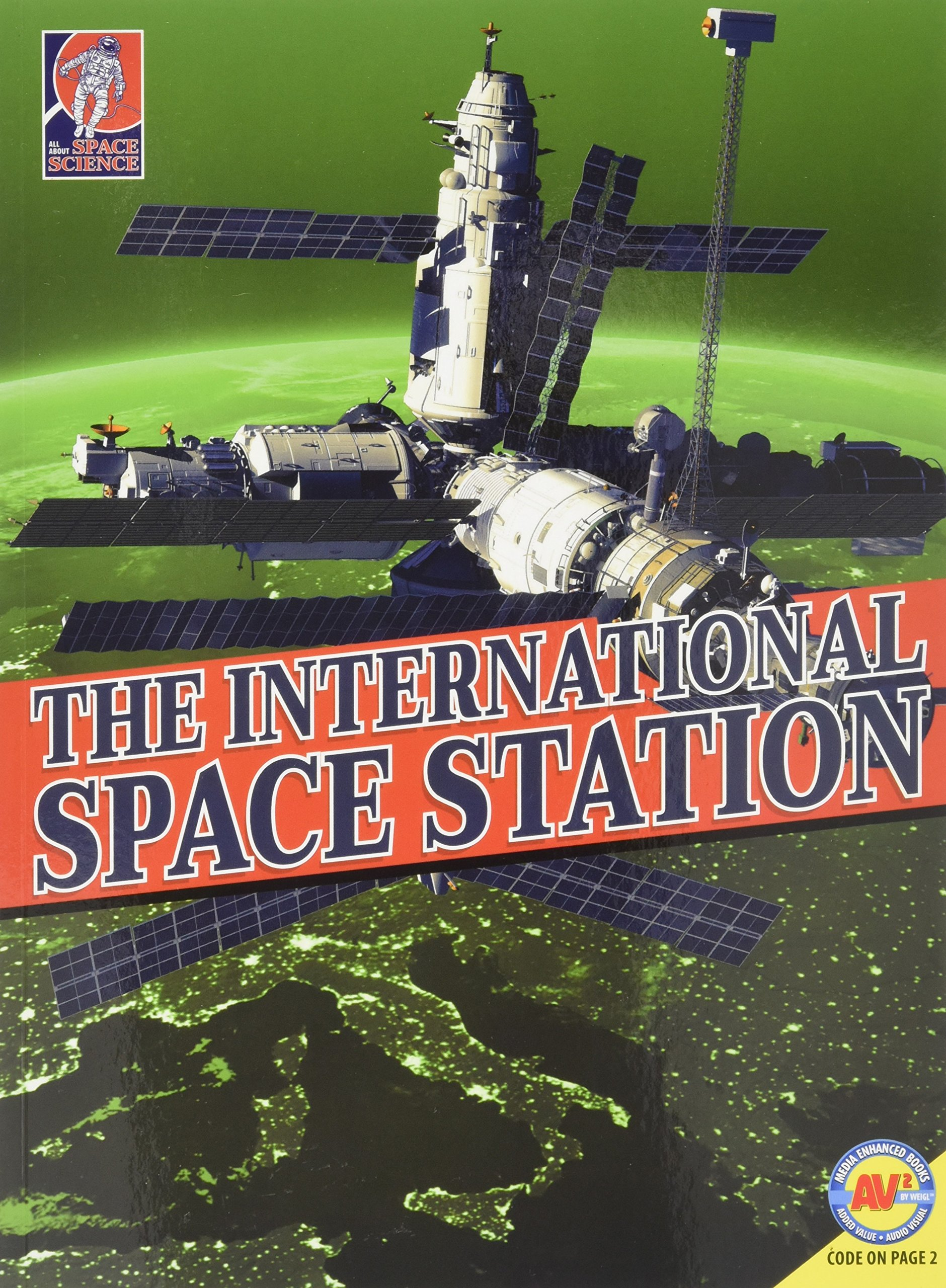 The international space station all about space science david the international space station all about space science david baker 9781489658258 amazon books fandeluxe Images