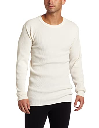 Key Apparel Men's Big & Tall Thermal Long Underwear Shirt at ...