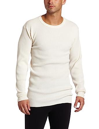 Key Apparel Men's Big & Tall Thermal Long Underwear Shirt at ...