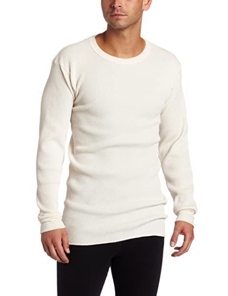 0d41f5ee4d59d5 Key Apparel Men's Big & Tall Thermal Long Underwear Shirt at Amazon Men's  Clothing store: Thermal Underwear Tops