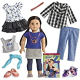 American Girl Z Doll, Book & Outfit Collection