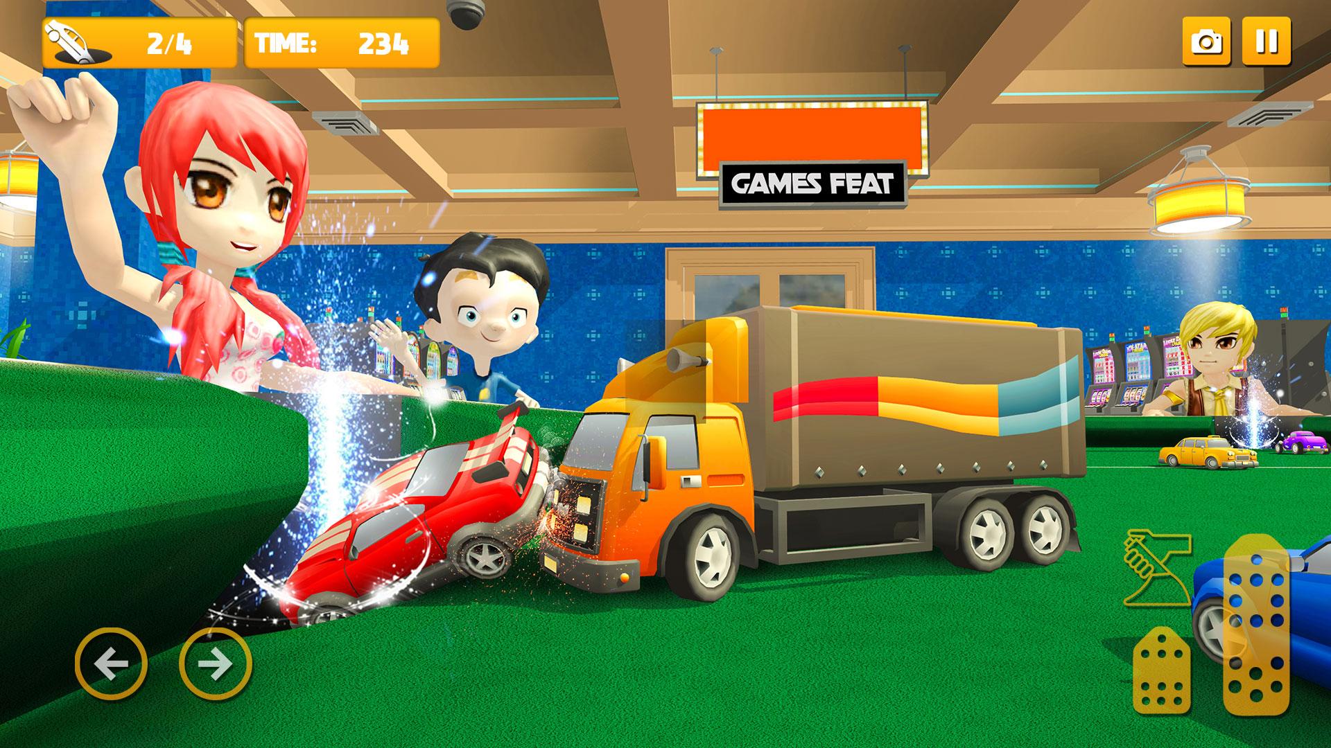 Billares Pool Cars Demolition: RCC Simulation: Amazon.es: Appstore ...