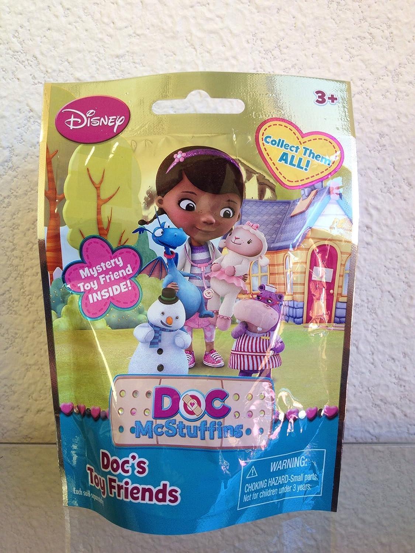 2 x Disney Doc Mcstuffins Mini Clay Buddies Activity Book Blind Bag gift 5 NEW