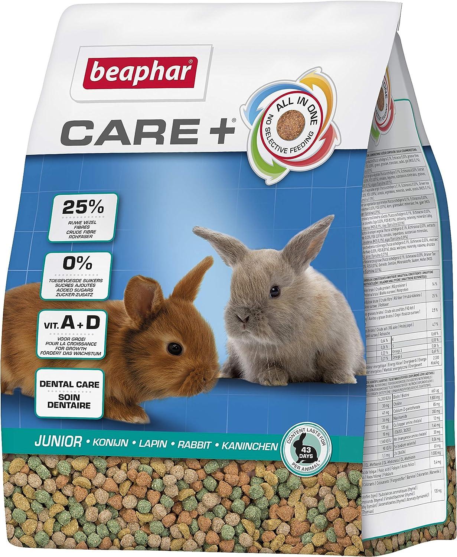 Beaphar Care+ comida para conejo junior