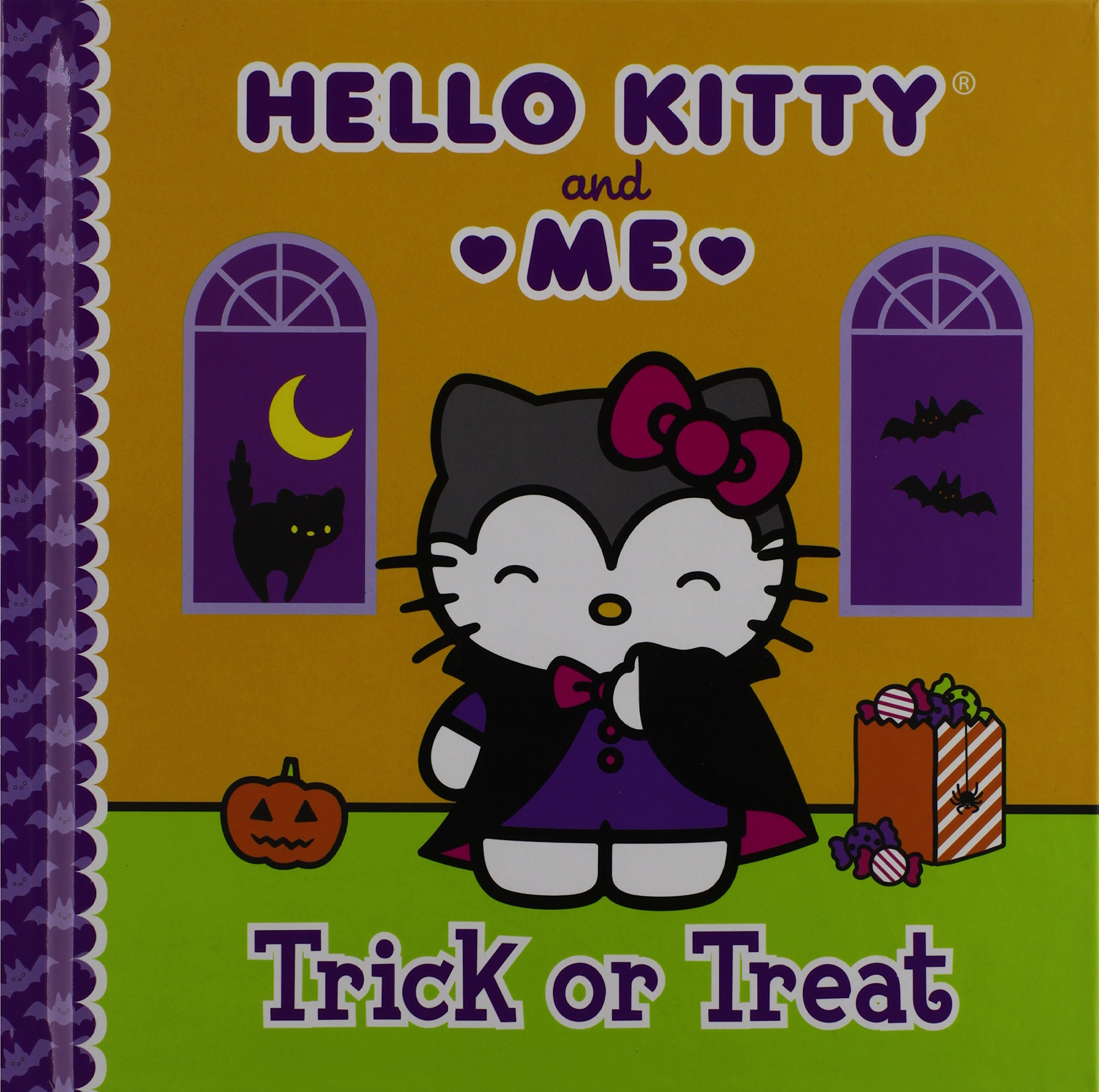 Trick or Treat: Hello Kitty & Me (Hello Kitty and Me)