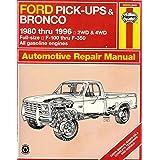 Pick-Up Bronco 1976-86 Schaltpläne Bj FORD Elektro