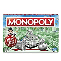 Deals on Hasbro HBC1009 Monopoly Classic Game