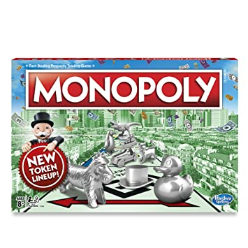 Monopoly Classic Game Board Games