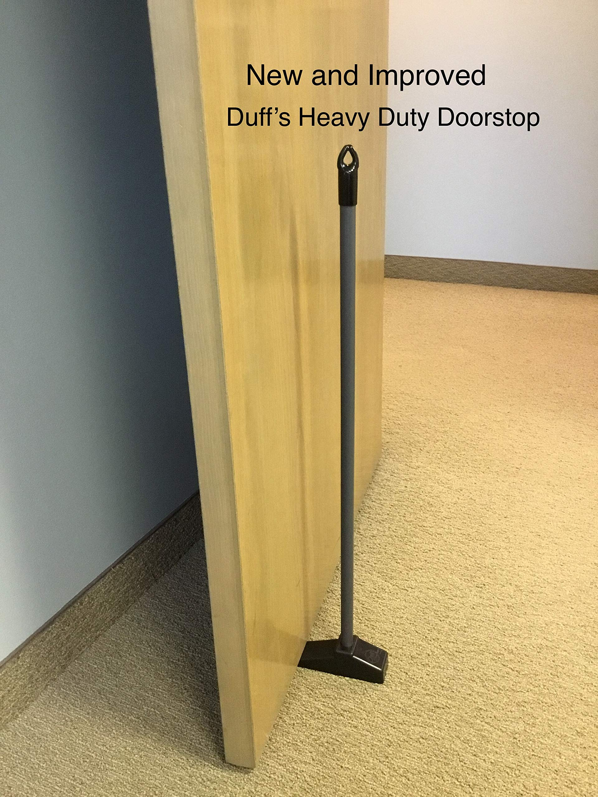 Duffs Heavy Duty Doorstop