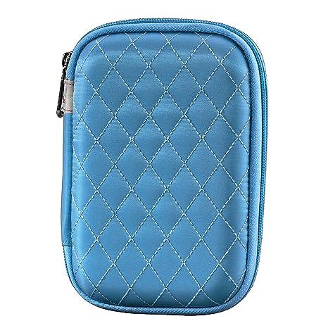 Hama Bahia Memory Card Case, EVA, Blue Nylon Azul Funda para ...