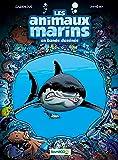 Les animaux marins en BD T01