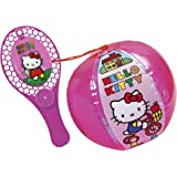 WDK Partner - A1100240 - Jeu de Plein Air - Tap Ball Hello Kitty