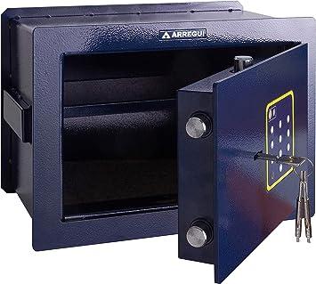 Arregui 15000WB-S2 Caja Fuerte de empotrar electrónica con Llave ...