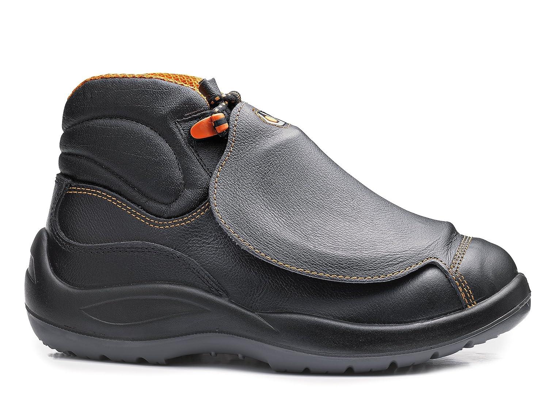 Base bo473 metatarso S3 SRC Titanio Mens Seguridad soldadores Boot: Amazon.es: Zapatos y complementos