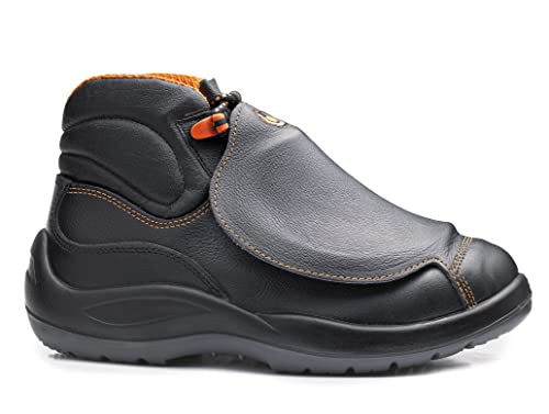Base bo473 metatarso S3 SRC Titanio Mens Seguridad soldadores Boot: Amazon.es: Zapatos y complementos