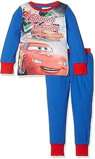 Desconocido Lightning Mcqueen, Conjuntos de Pijama para Niños