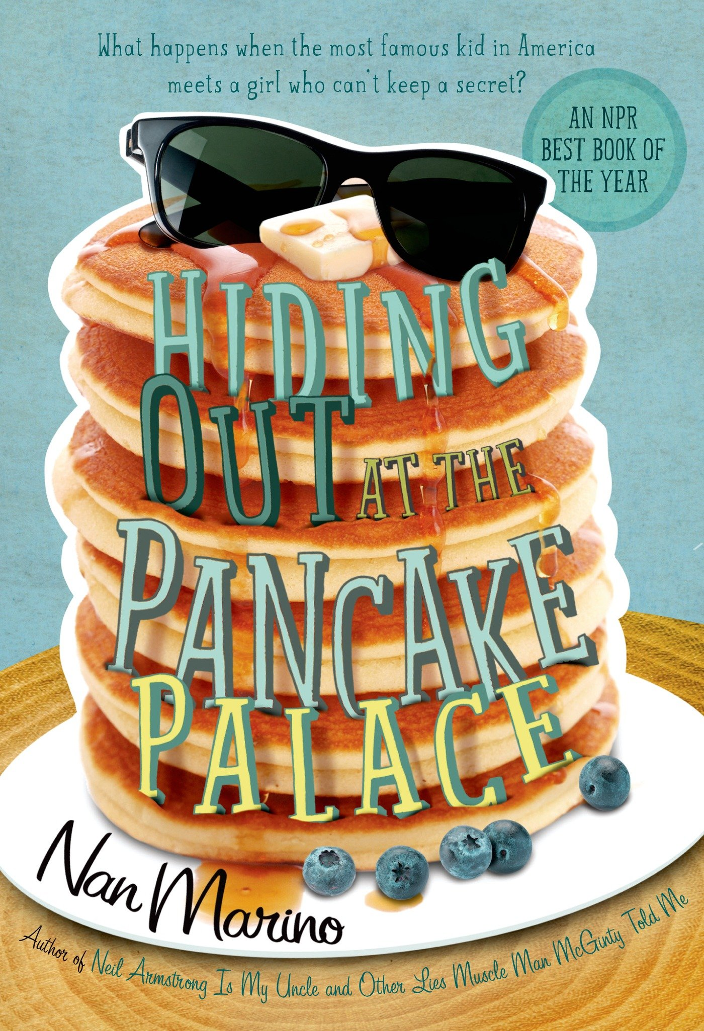 Download Hiding Out at the Pancake Palace ebook