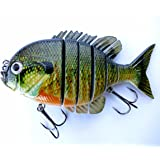 Blue Gill Sun Fish Panfish Talipia for Bass Fishing Lure