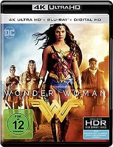 Wonder Woman 4K, 1 UHD-Blu-ray