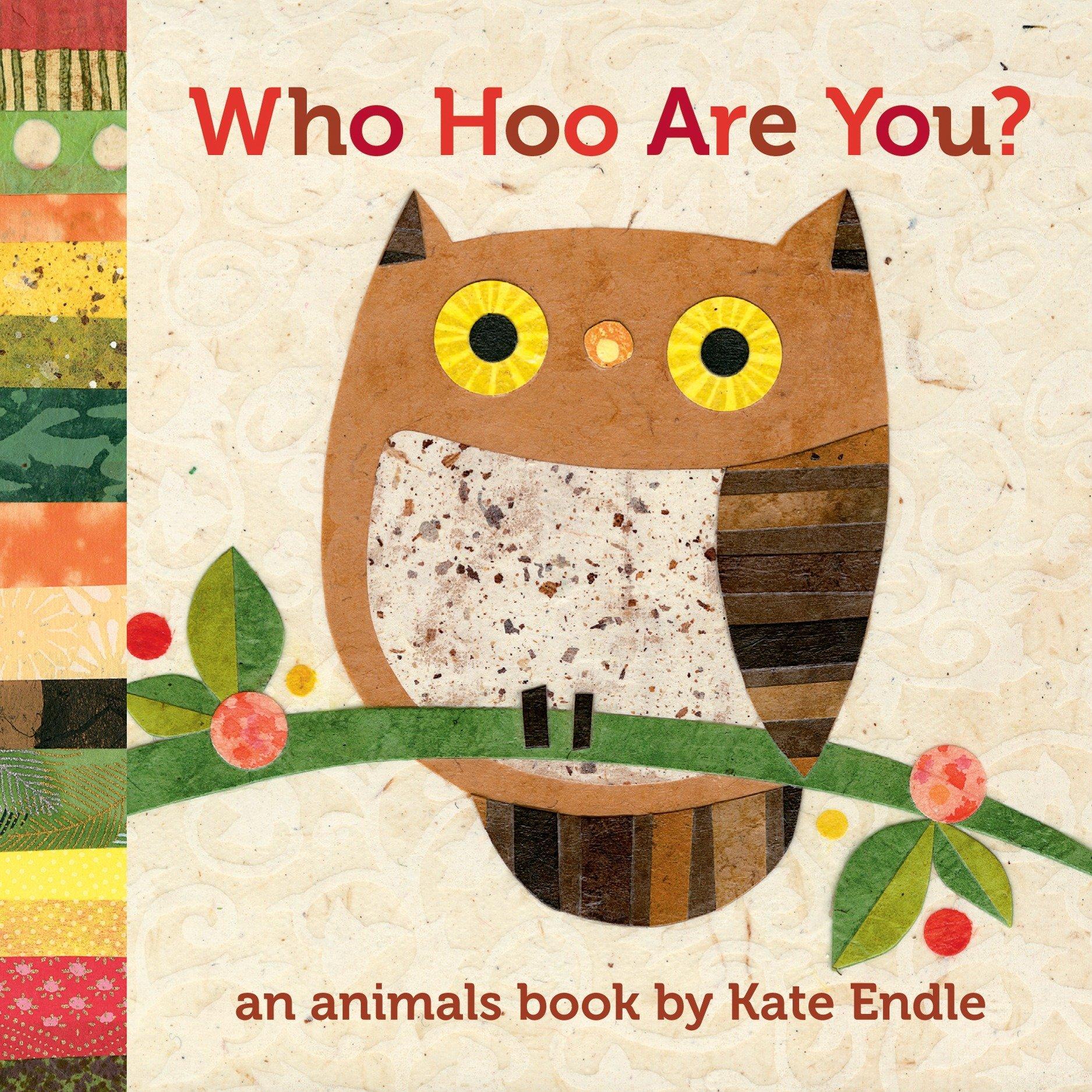 Read Online Who Hoo Are You?: An Animals Book by Kate Endle PDF