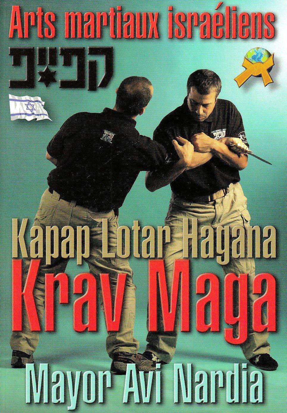 Arts Martiaux Israeliens Krav Maga Amazon Fr Nardia Avi Livres
