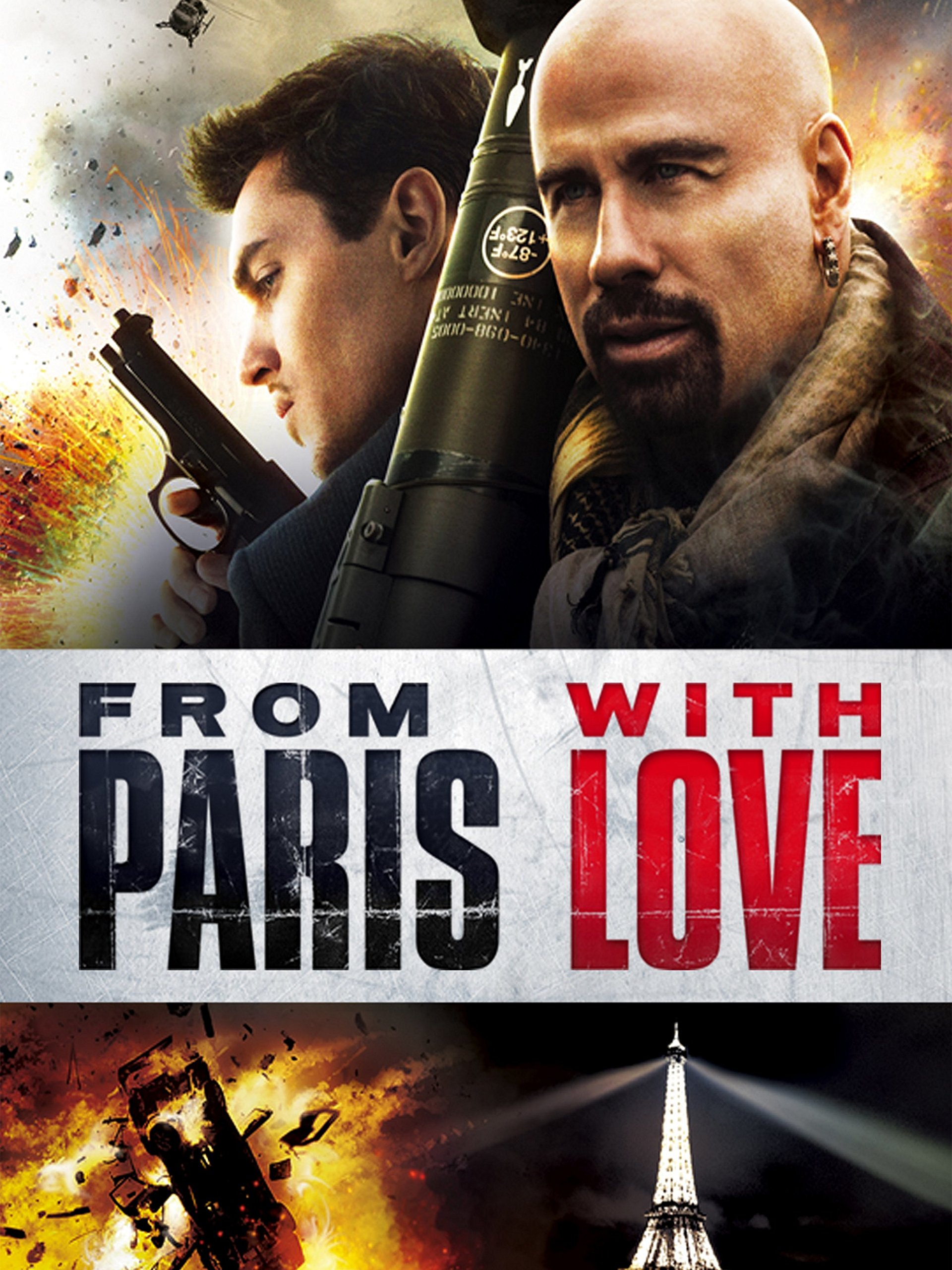 From Paris with Love on Amazon Prime Video UK