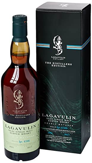 Double review Lagavulin matured