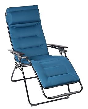 Nice Amazon.com : Lafuma Futura Air Comfort Zero Gravity Chair, Black Steel  Frame, Bordeaux : Garden U0026 Outdoor